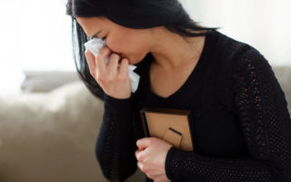 Как пережить смерть любимого мужа — советы психологов