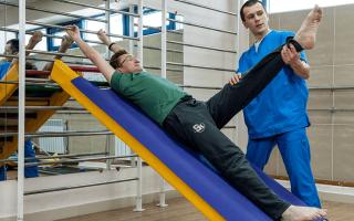 Гимнастика Дикуля — комплекс упражнений для спины и суставов