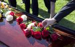 Как выразить соболезнование на похоронах? Основы построения прощальной речи