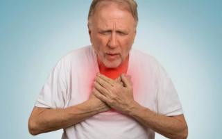 Сердечная недостаточность в пожилом возрасте — симптомы, лечение