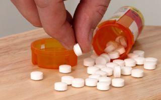 Передозировка каких таблеток может вызвать смерть — список препаратов