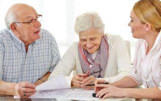 Как оформить человека в дом престарелых — перечень документов, порядок и сроки