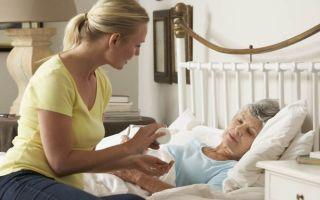 Образование опрелостей у лежачих больных, профилактика, лечение и осложнения
