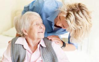 Cтарческая деменция — что делать родственникам больного?