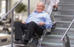 Ступенькоход для инвалидов — назначение, разновидности, цены