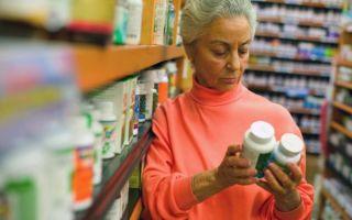 Витамины для пожилых людей — необходимые вещества для мужчин и женщин