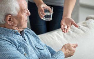 Препараты для лечения деменции у пожилых людей