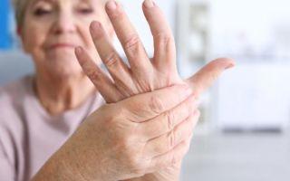 Тремор рук у пожилых людей — причины, лечение