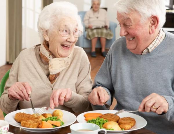 Продукты для укрепления костей в пожилом возрасте