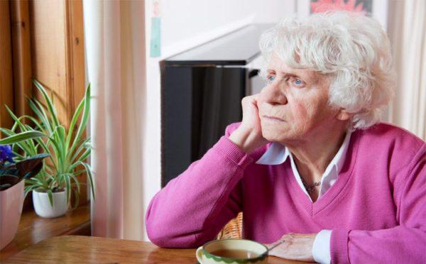 Проблемы пожилых людей в современном обществе