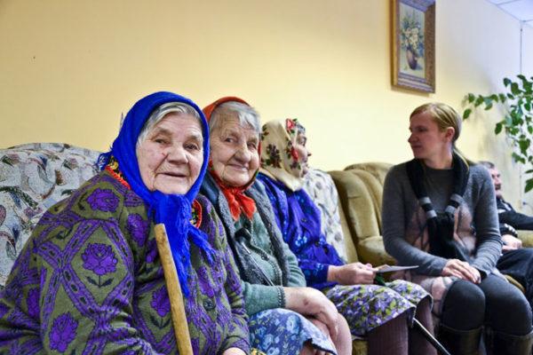 Особенности оформления человека в дом престарелых