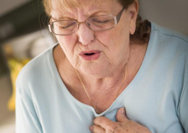 Лечение отека легких при сердечной недостаточности — Сердце